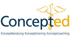 Konzepte erstellen Logo Concepted Barbara Pennig Konzeptberatung Konzepttraining Konzeptcoaching