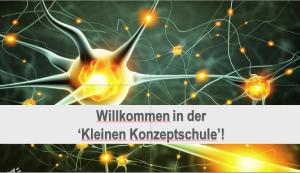 Konzepte erstellen Kleine Konzeptschule Intro aktive Gehirnzellen