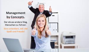 Konzepte erstellen Management by Concepts sinnorientiert führen mit Spaß und Freude